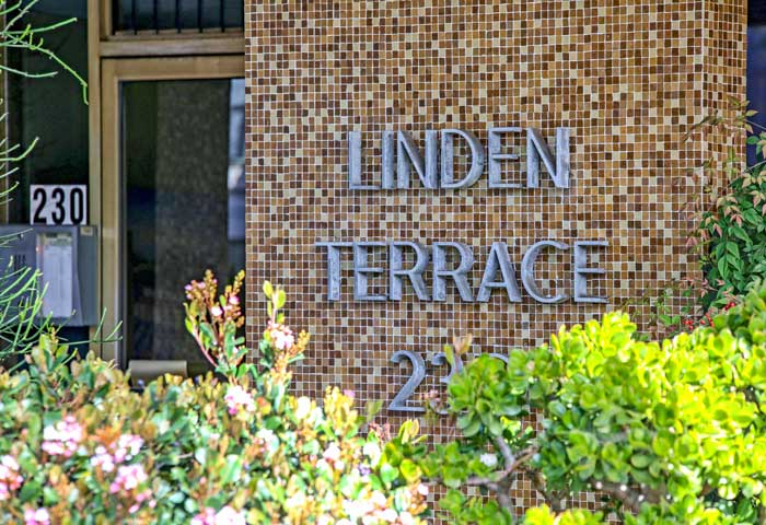 Linden Terrace Condos at 230 Linden Terrace Ave, Long Beach, CA