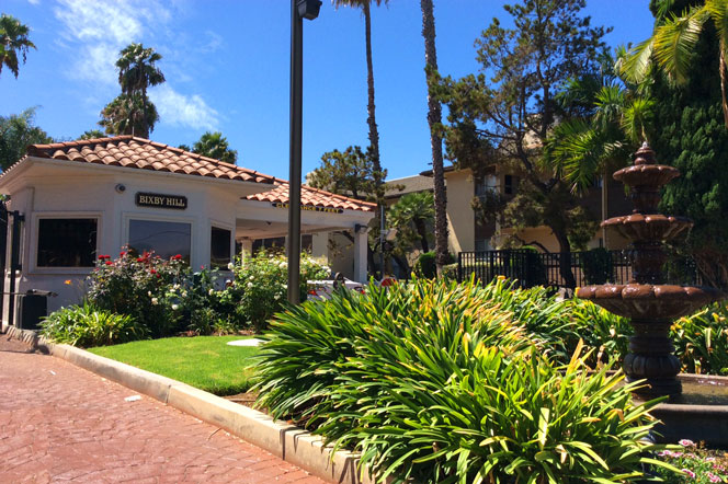 Bixby Hill Gated Community in Long Beach, CA